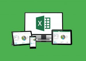 Devices with excel screen