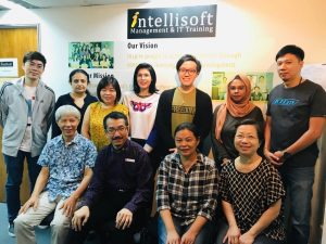 Microsoft Word Training Course in Singapore at Intellisoft With SkillsFuture