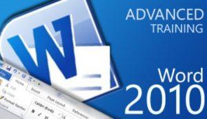 Advanced Word 3 days training @Intellisoft