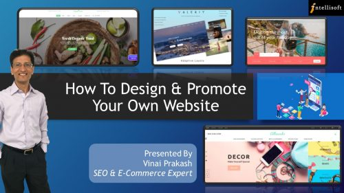 How to Design Your Own Web Site using WordPress