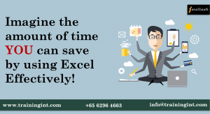 Save time using Excel