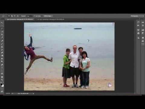 Practical hands-on Photoshop training at Intellisoft, Singapore